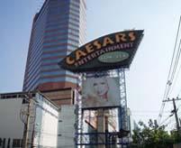 caesars massage