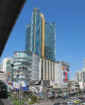 Grande Centerpoint Terminal 21 Hotel. Nice 4 star hotel across from Soi Cowboy...