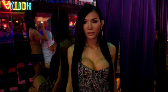 NEP is well known as the best place to find ladyboy gogo bars...