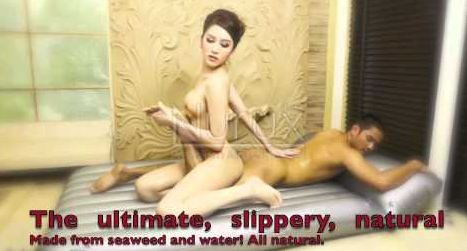 Nuru massages are quite fun and enjoyable...
