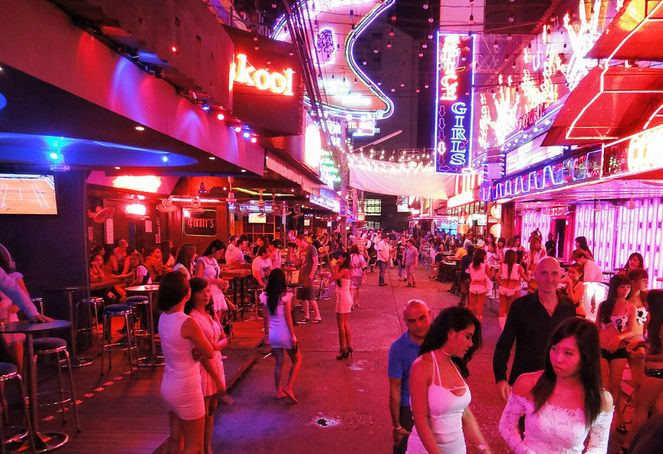 Soi Cowboy has some of the best gogo bars in Bangkok...