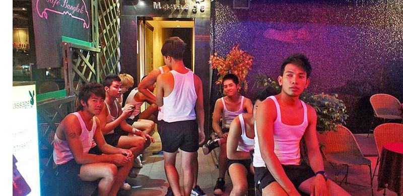 Gay bars in chiang mai