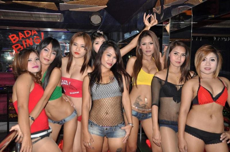 Thailand safe in prostitutes 7 Best